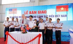 Why Vietnam's New Coast Guard Law Matters