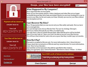 WannaCry Ransomware Should Prompt Movement Towards a Cyber Weapons Convention