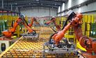 Who Will Satisfy China's Thirst for Industrial Robots?