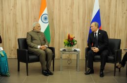 Growing Distance Between Delhi and Moscow