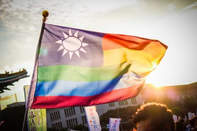 Taiwan's Same-Sex Marriage Breakthrough, in Context