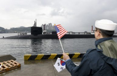 Trump: 2 Nuclear Subs Operating in Korean Waters