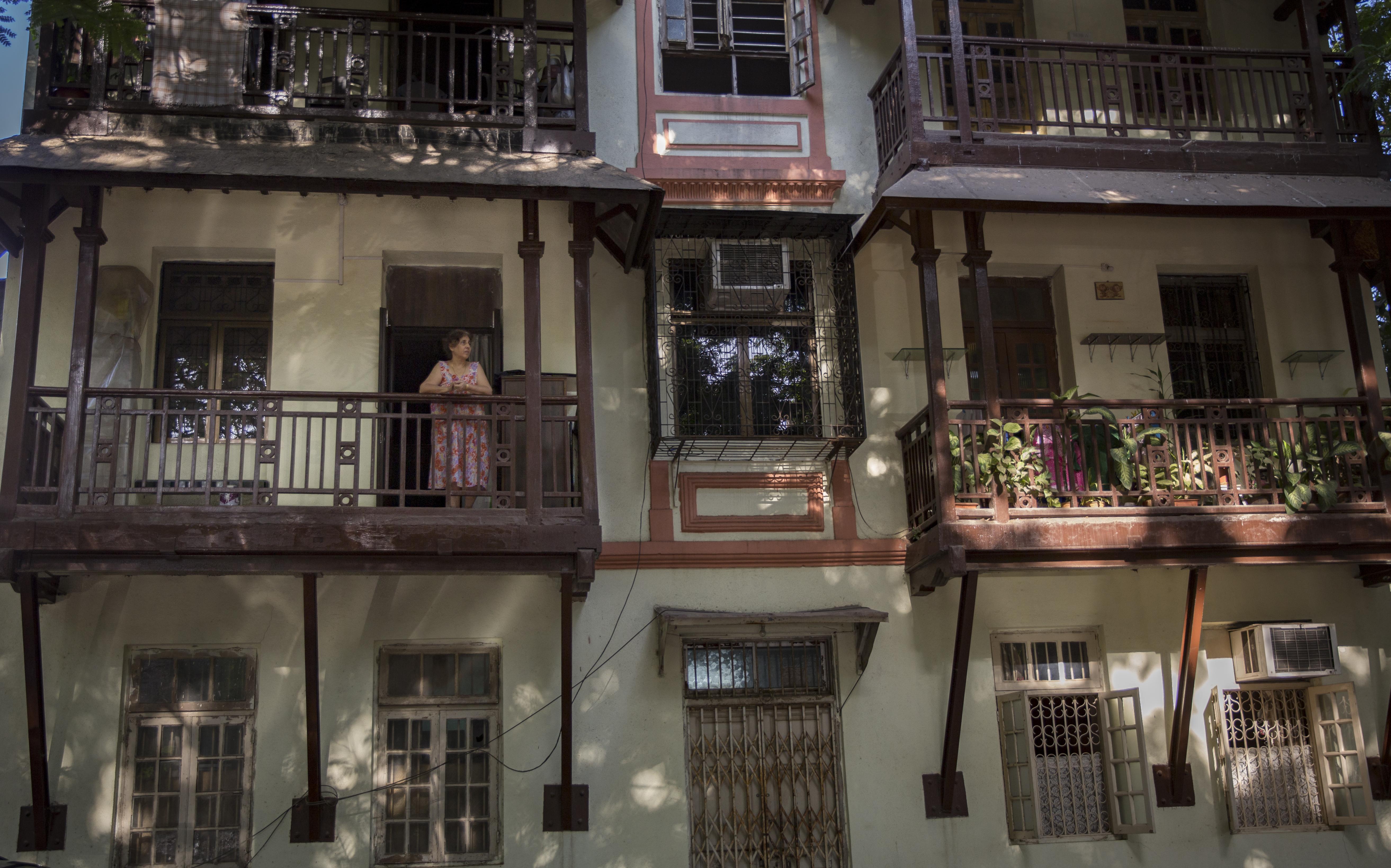 A Shy Parsi Hamletin Busy Mumbai