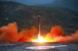 Exclusive: North Korea Tested Its New Intermediate-Range Ballistic Missile 3 Times in April 2017