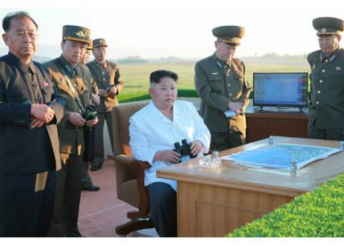 North Korea Declares KN-06 Surface-to-Air Missile System Operational After Successful Test