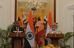 India and China's Tug of War Over Sri Lanka