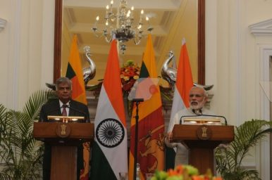 India and China's Tug of War Over Sri Lanka
