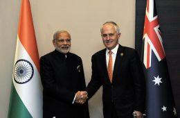 A First: Indian and Australian Navies Plan Exercises Off Western Australian Coast