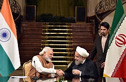 India's Growing Iran Dilemma