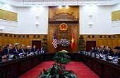 Vietnam Seeks South China Sea Assurances in Prime Minister's US Visit