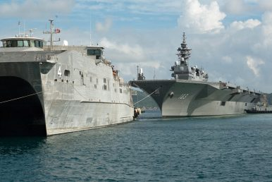 Japan-Vietnam Defense Relations in the Indo-Pacific Spotlight