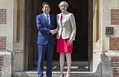 Japan, UK Talk Brexit and North Korea