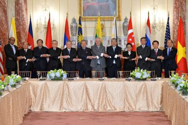 Where Are US-ASEAN Ties Headed in the Trump Era?