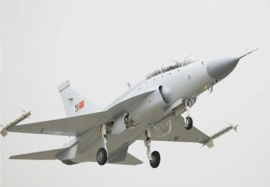 China, Pakistan Test Fly New Variant of Fighter Jet