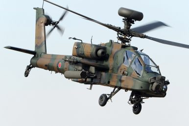 US to Upgrade Japan's Attack Helicopter Fleet