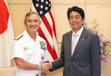 US Admiral: North Korea 'Threat to the Entire World'