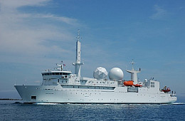 French Navy Ship Makes First Malaysia Visit