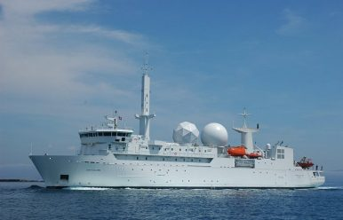 FrenchNavy Ship Makes First Malaysia Visit