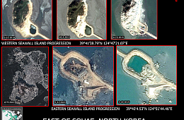 North Korea's Mysterious New Islands