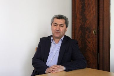 Exiled Tajik Opposition Leader Speaks