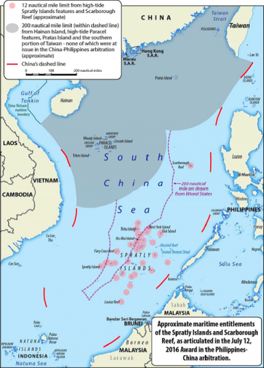 US Ratification Of The Law Of The Sea Convention The Diplomat - Us eez map