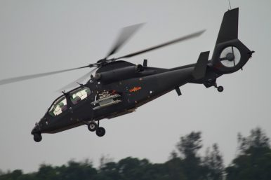 China's New Attack Helicopter Completes Weapons Trials