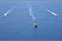 The Indian Navy Sets Up to Lead on Humanitarian Assistance in the Indian Ocean