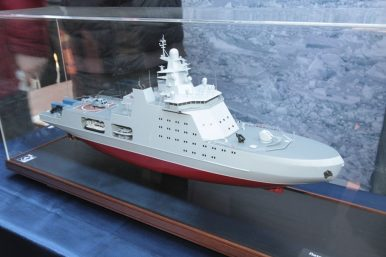 Will Russia Arm Its Icebreaker Fleet With Supersonic Cruise Missiles?