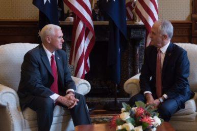 Trump-Turnbull Meet Comes Amid Increasing Debate Over Australia's US Ties