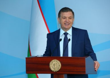 Uzbekistan's Next Step: Renewed International Engagement