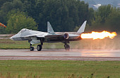 Russia's 1st Stealth Fighter to Complete Flight Tests by End of 2017