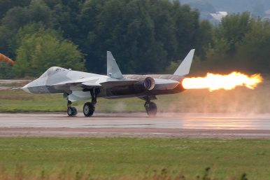 India, Russia 5th Generation Fighter Jet Deal to Be Signed 'Soon'
