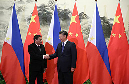 Will Duterte's Philippines Now Buy Arms From China?