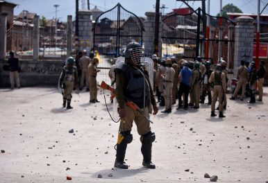 For Kashmir, CPEC Highlights Divisions