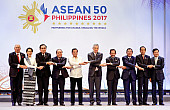 ASEAN at 50: A New Test for Democracy in Southeast Asia
