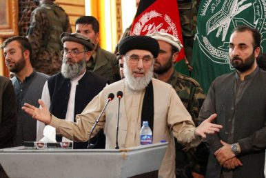 Hezb-i-Islami and Its New Constitutional Vision