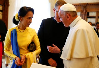 A New Chapter in Myanmar-Vatican Relations