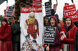 The Dalai Lama and the Shugden Schism