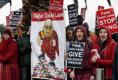 The Dalai Lama and the Shugden Schism