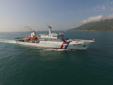 Taiwan Detains Chinese Fishermen in Latest Cross-Strait Spat