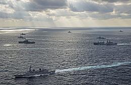 Geography and the Coming US-China War at Sea