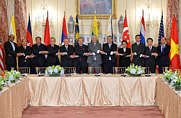 What Was the First Special US-ASEAN Meeting Under Trump Really About?