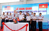 US Delivers Six Patrol Vessels to Vietnam in Defense Boost