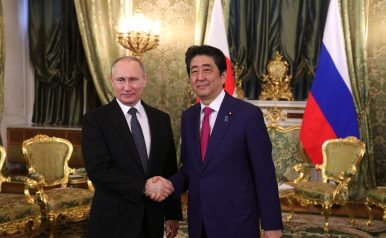 Russo-Japanese Relations On Track for Confidence Building