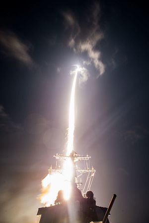 US Navy Chief: Missile Defense Patrols Impose Serious Restrictions