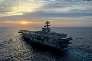 COVID-19 Cases Reported on Both US Aircraft Carriers in Western Pacific