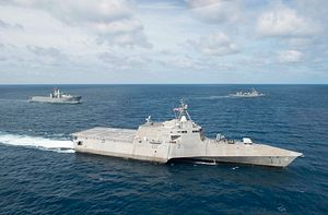 Is the Focus on FONOPs Muddying Strategic Discourse on the South China Sea?