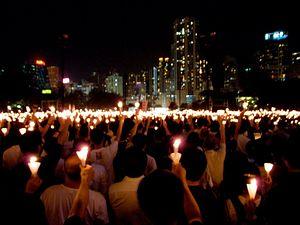 30 Years After Tiananmen: Hong Kong Remembers