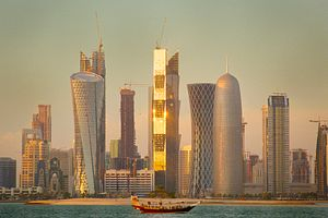 The China Wildcard in the QatarCrisis