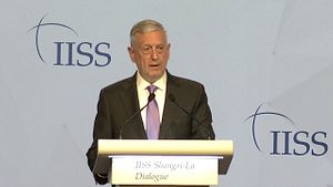 What Mattis' Shangri-La Dialogue Speech Revealed About Trump's Asia Policy